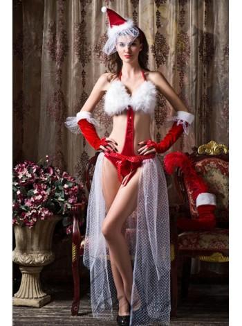 Сексуальный наряд снегурочки