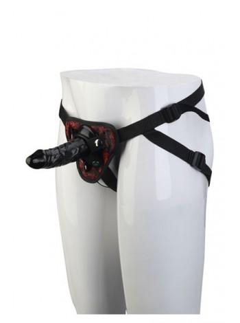 Универсальный страпон Blaze Deluxe Strap-On Dildo