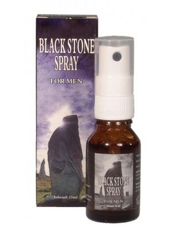 Спрей-пролонгатор для мужчин BLACK STONE SPRAY, 15мл