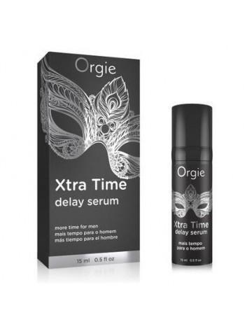 Сыворотка-пролонгатор акта для мужчин Orgie X-TRA TIME Delay Serum, 15мл