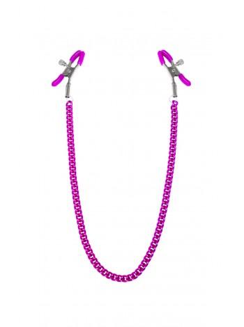 Зажимы для сосков с цепочкой Feral Feelings - Nipple clamps Classic