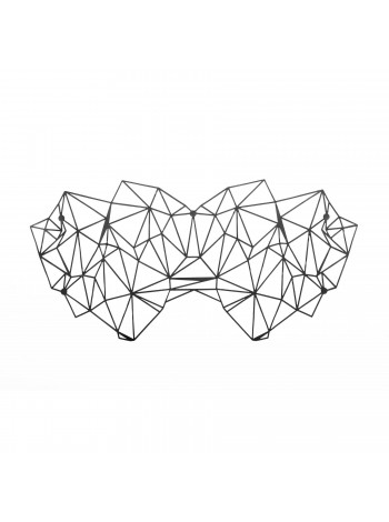 Маска без завязок на клеевом креплении Bijoux Indiscrets - Kristine Mask