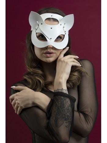 Маска кошки Feral Feelings - Catwoman Mask из натуральной кожи