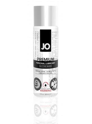 Лубрикант на силиконовой основе System JO PREMIUM - WARMING согревающий, 60мл