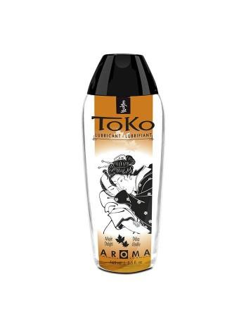 Лубрикант на водной основе со вкусом Shunga Toko AROMA - Maple Delight, 165мл