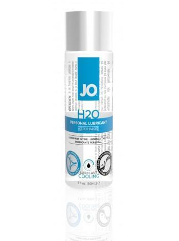 Охлаждающая смазка с ментолом System JO H2O COOLING, 60мл