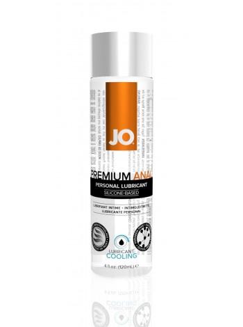 Охлаждающая анальная смазка на силиконовой основе System JO ANAL PREMIUM - COOLING, 120мл