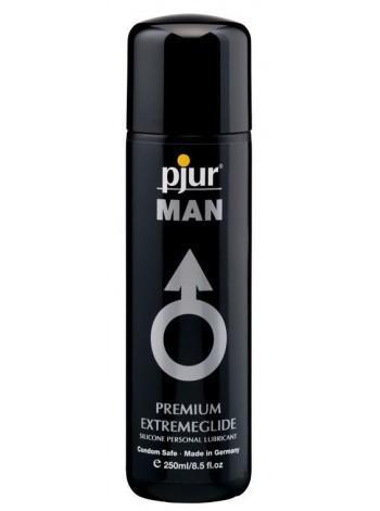 Густая силиконовая смазка  с длительным эффектом pjur MAN Premium Extremeglide, 250мл
