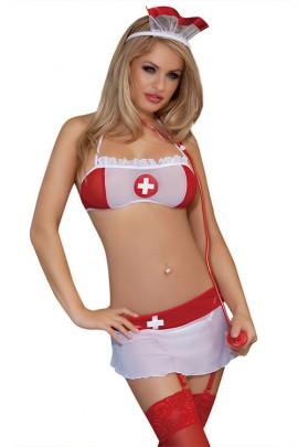Сексуальный комплект медсестры