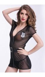 Ролевой костюм полицейского Column