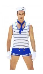Мужской сексуальный набор моряка