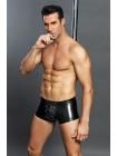 Брутальное черное мужское нижнее белье
