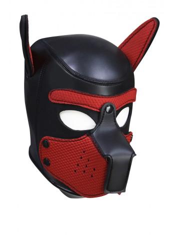 Шлем-маска для эротических игр