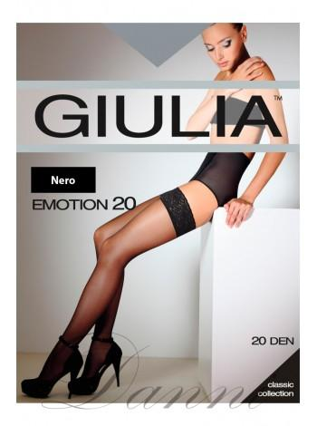 Изящные чулки GIULIA EMOTION 20