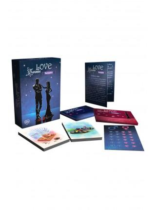 «LOVE-фанты: романтика» эротическая игра для пар