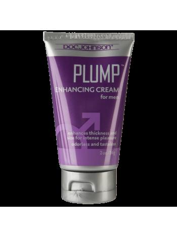 Крем для увеличения члена Doc Johnson Plump - Enhancing Cream For Men, 56г