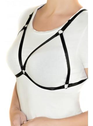 Женская портупея на грудь