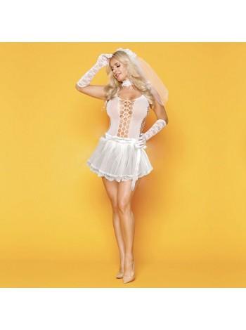 Эротическое свадебное платье The Slut Suzanne S/M